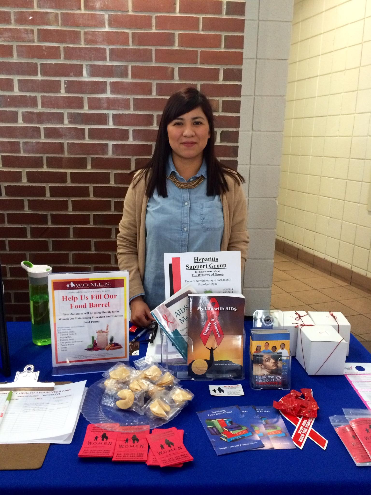 Health Fair at TSU