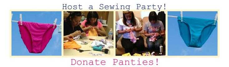 HOst a sewing party