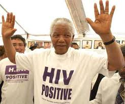 Mandela HIV Positive